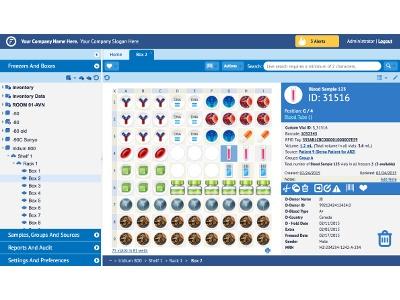 FreezerPro Frozen Sample Management Solution from RURO – Sample Management