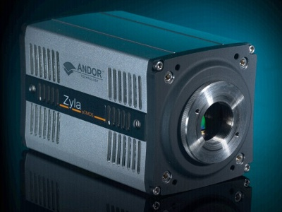 Zyla 4 2 PLUS sCMOS Camera from Andor Technology