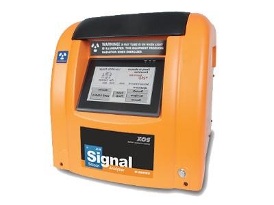 信号:硅XRF分析仪