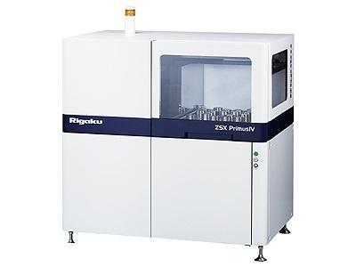 ZSX Primus的IV管-以上WDXRF光谱仪