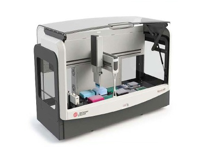 Biomek 4000 Laboratory Automation Workstation from Beckman Coulter Life Sciences