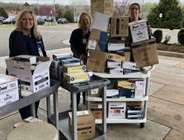 Forensic Science Institute Donates Medical Supplies to Local Hospital