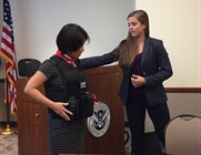 Lab Focuses on Body Armor for Women in Law Enforcement