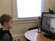 Researchers Aid Child Witnesses With Tele-Forensic Interviewing