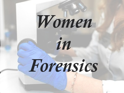 Women in Forensics: Real-Life Forensic Superhero Solves Crime While Helping the Community
