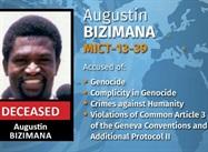 DNA Confirms Remains of Rwanda Genocide Suspect