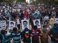 Mexico Identifies Remains of Second Among Missing 43 Students