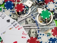 Problem Gambling and Crime Appear Co-symptomatic, Not Causal