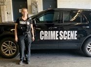 Forensic Science Students Learn from Recent Graduates