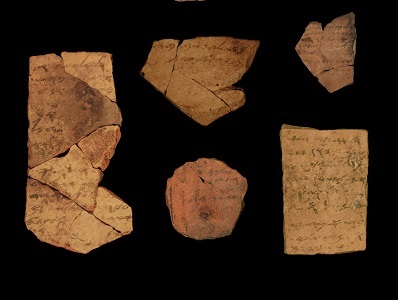 Forensic Handwriting Specialist Turns Ancient Literacy Theory on its Head
